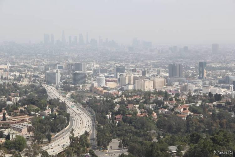 Смотровая площадка Голливуд Боул в Лос-Анджелесе 22