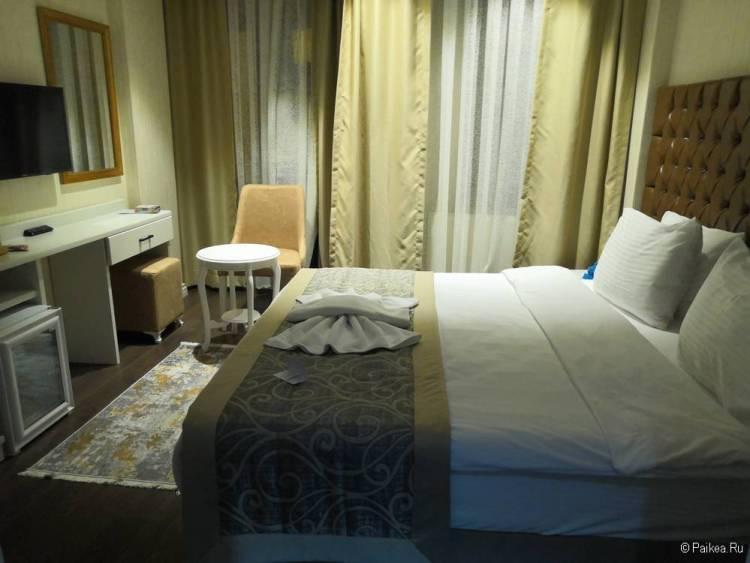 Отели Стамбула в центре города Султанахмет фото номера
