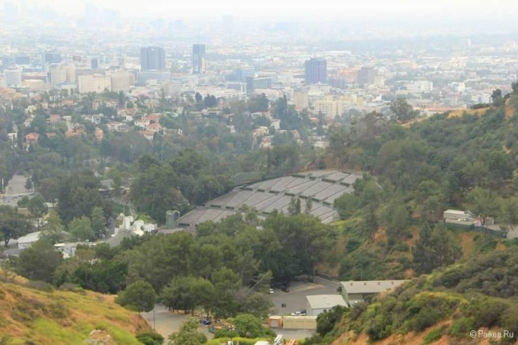Поездка в Лос-Анджелес самостоятельно Голливуд Боул