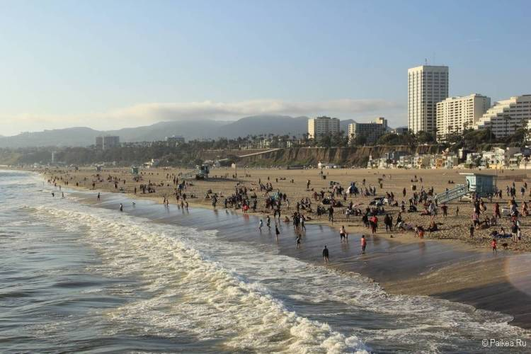 Поездка в Лос-Анджелес самостоятельно 38
