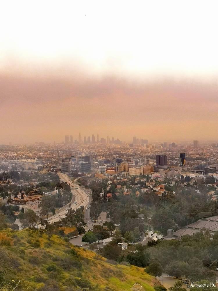 Поездка в Лос-Анджелес что посмотреть