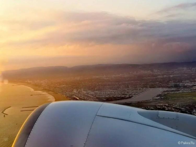 Как добраться в Лос-Анджелес