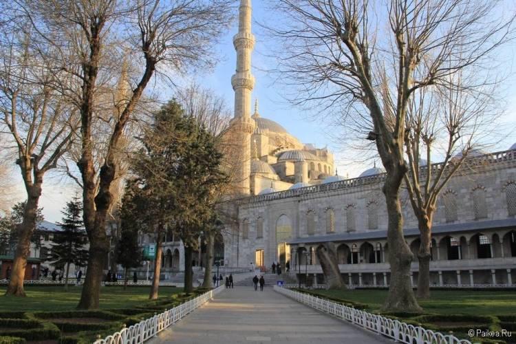 Поездка в Стамбул весной