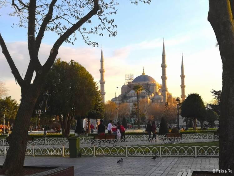 Поездка в Стамбул 29