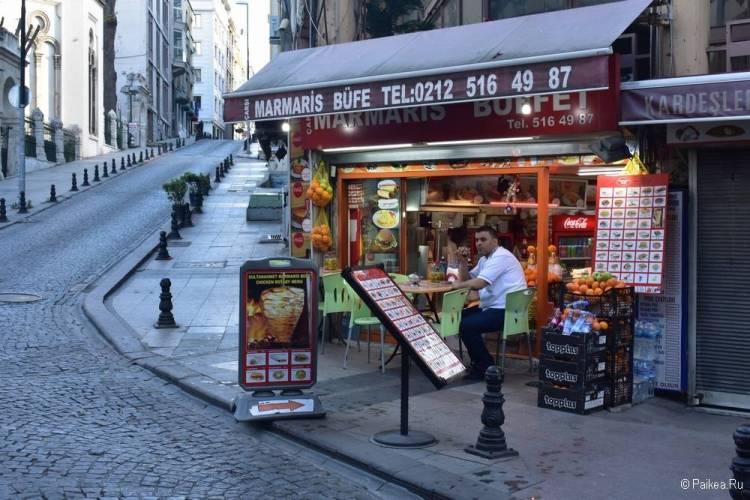Поездка в Стамбул это