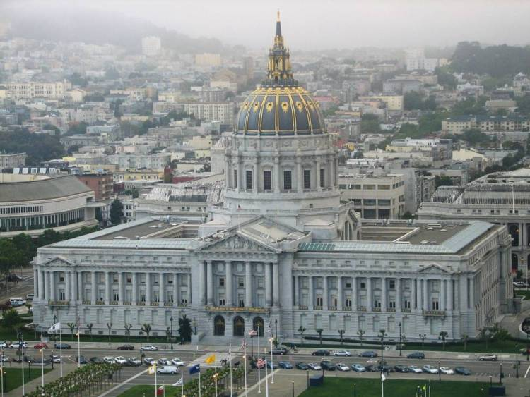 Сити-холл Сан-Франциско фото