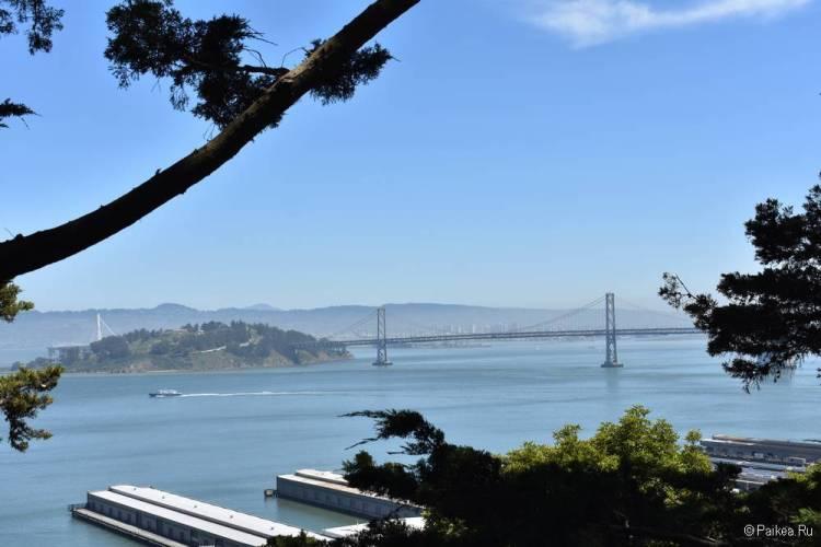 Башня Койт, Сан-Франциско 07