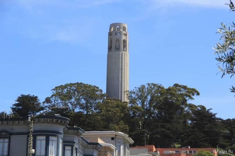 Башня Койт, Сан-Франциско 10