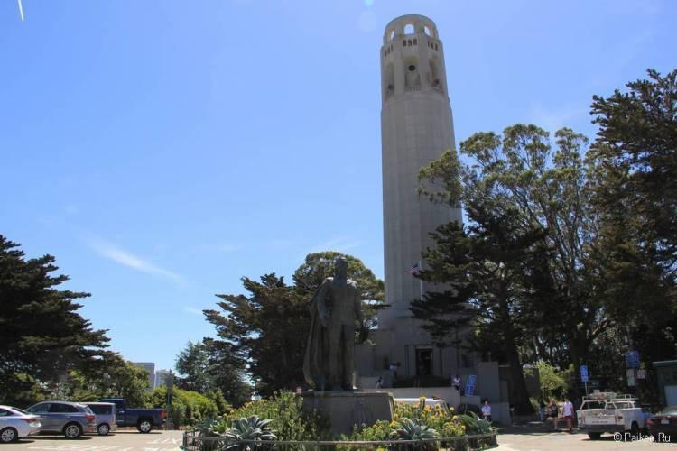 Башня Койт, Сан-Франциско 28