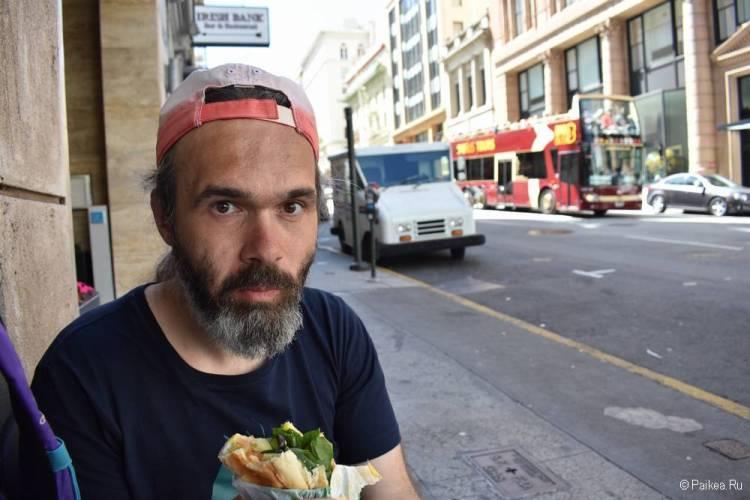 даунтаун сан франциско где поесть