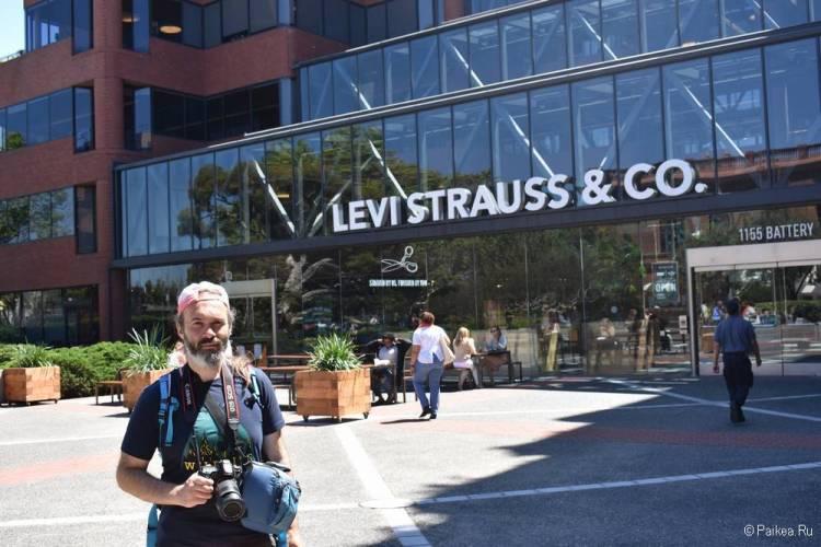 Улица со ступеньками Гринвич-Степс в Сан-Франциско 04