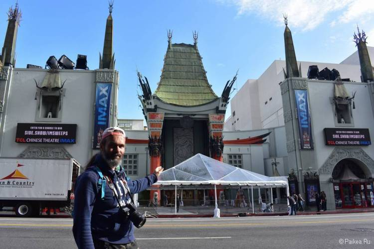 Хороший отель в Голливуде с бесплатной парковкой - Hollywood La Brea Inn, Лос-Анджелес 08