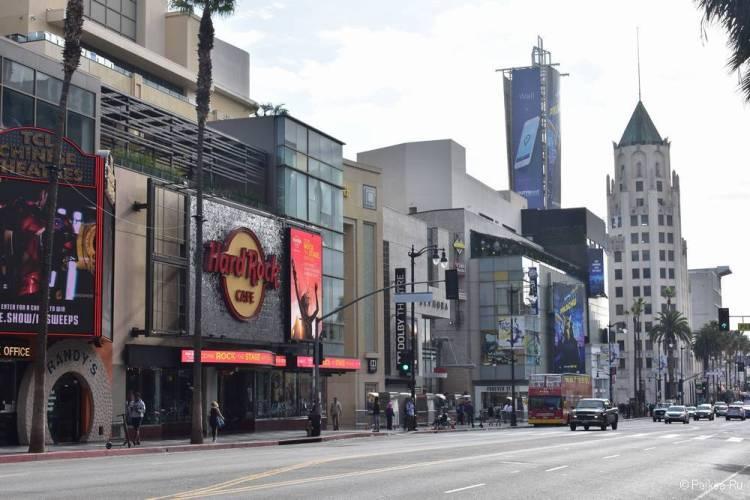 Хороший отель в Голливуде с бесплатной парковкой - Hollywood La Brea Inn, Лос-Анджелес 09