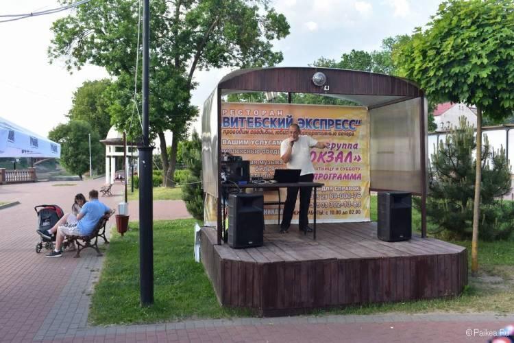 Рестораны Витебска с живой музыкой - Витебский экспресс