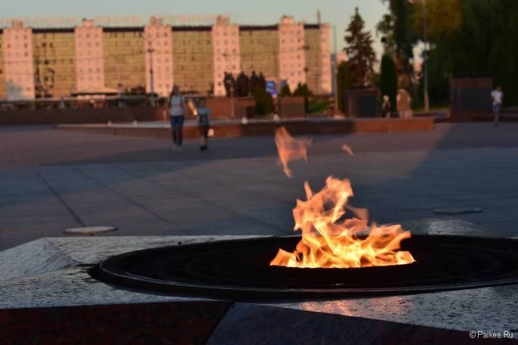 Площадь победы Витебск