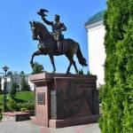 Поездка в Витебск - что посмотреть - Памятник Альгерду