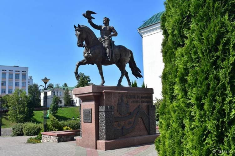 Памятник Ольгерду, Витебск