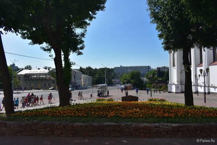 Экскурсия по Витебску