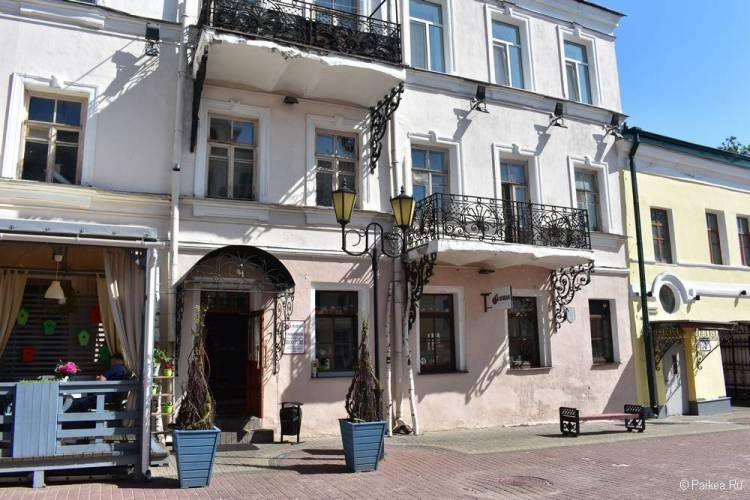 Красивый дом в Витебске