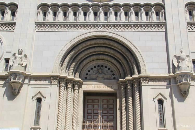 Церковь Святых Петра и Павла в Сан-Франциско 07