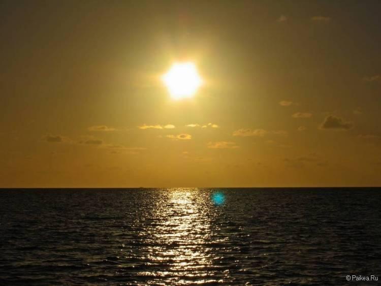 Самые красивые закаты и рассветы мира 03