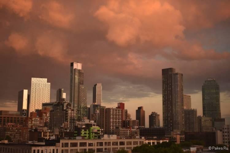 Самые красивые закаты и рассветы мира 66