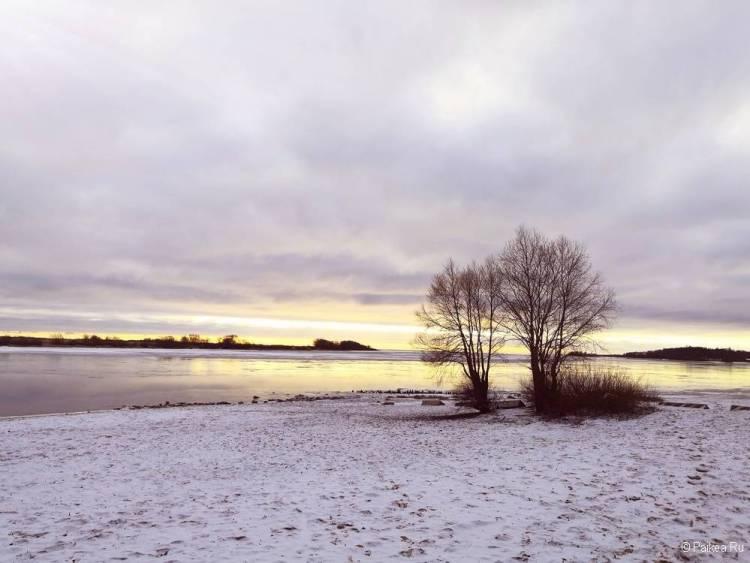 Самые красивые закаты и рассветы мира 86