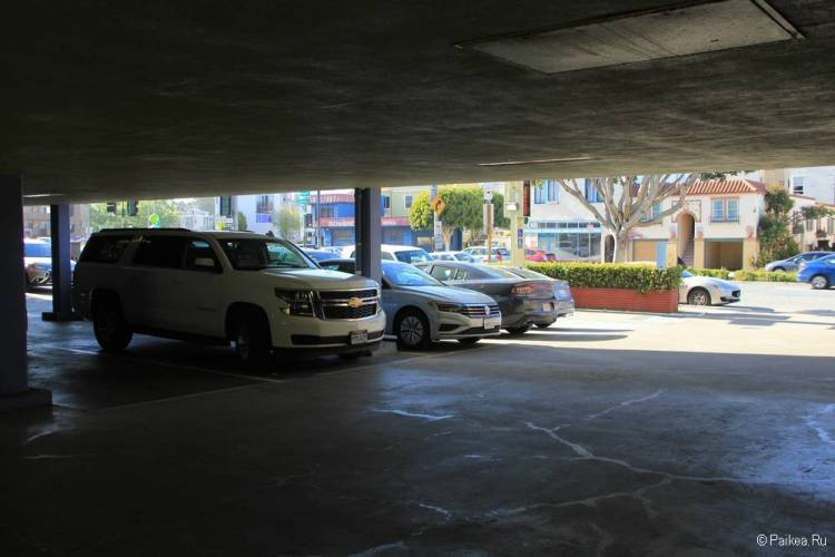 Недорогой отель в Сан-Франциско с бесплатной парковкой 11