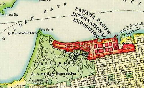 панамо-тихоокеанская выставка сан-франциско