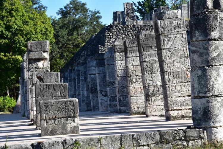 путешествие в мексику самостоятельно чичен ица 13