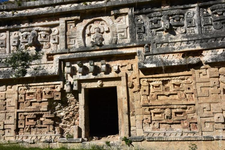 путешествие в мексику самостоятельно чичен ица 17