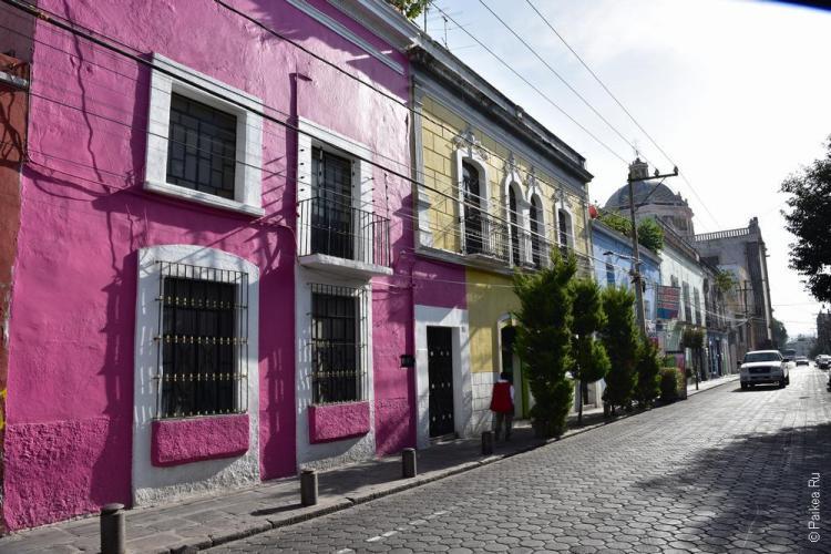 путешествие в мексику самостоятельно пуэбла 06