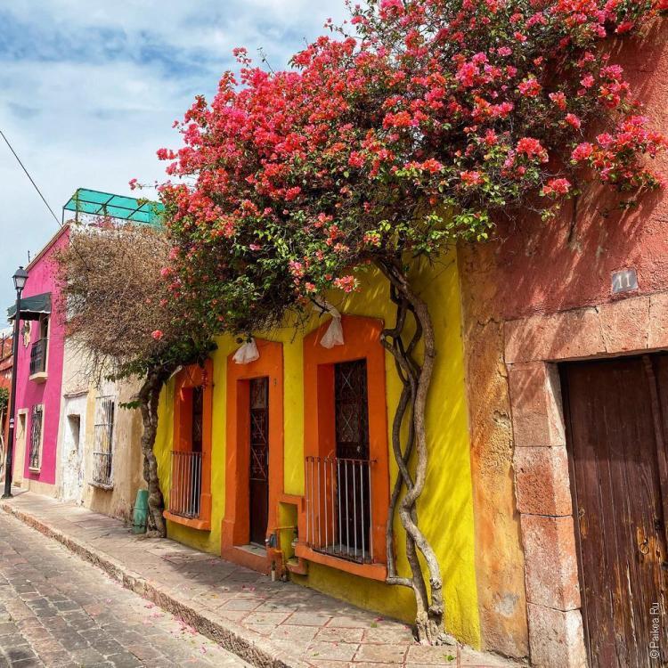 путешествие в мексику самостоятельно керетаро 07