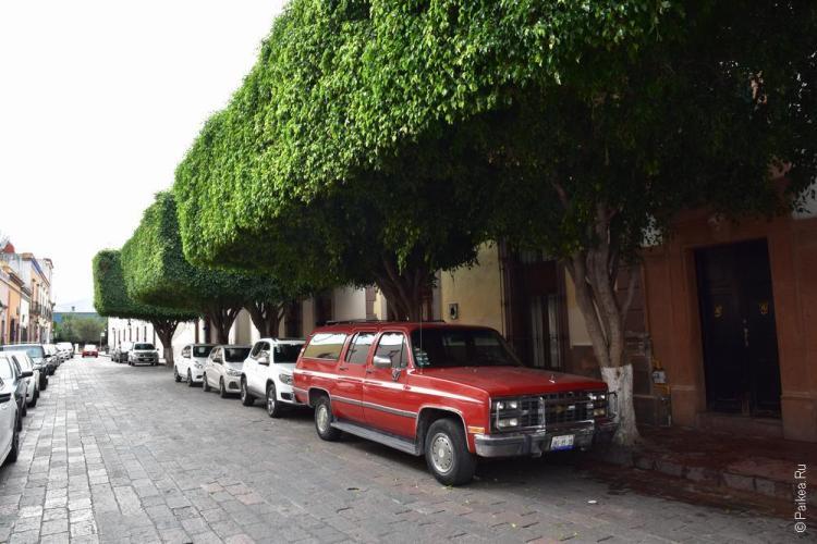 путешествие в мексику самостоятельно керетаро 30