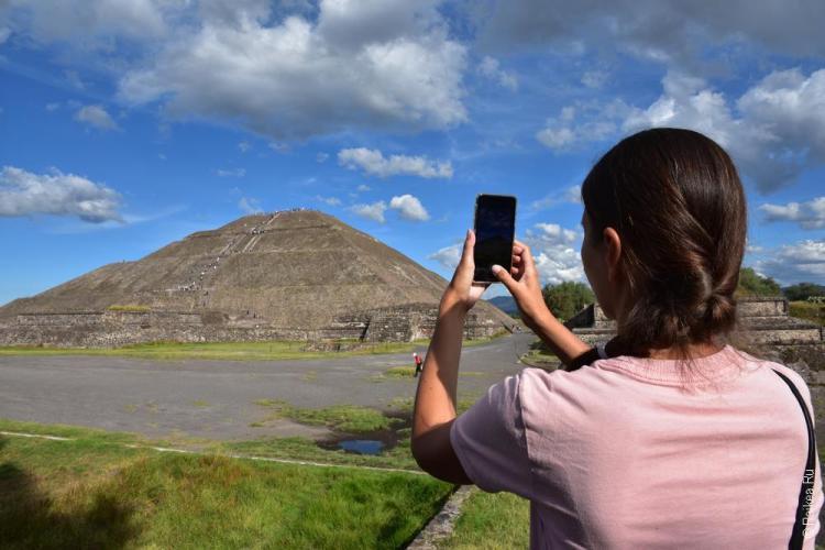 путешествие в мексику самостоятельно теотиуакан 09