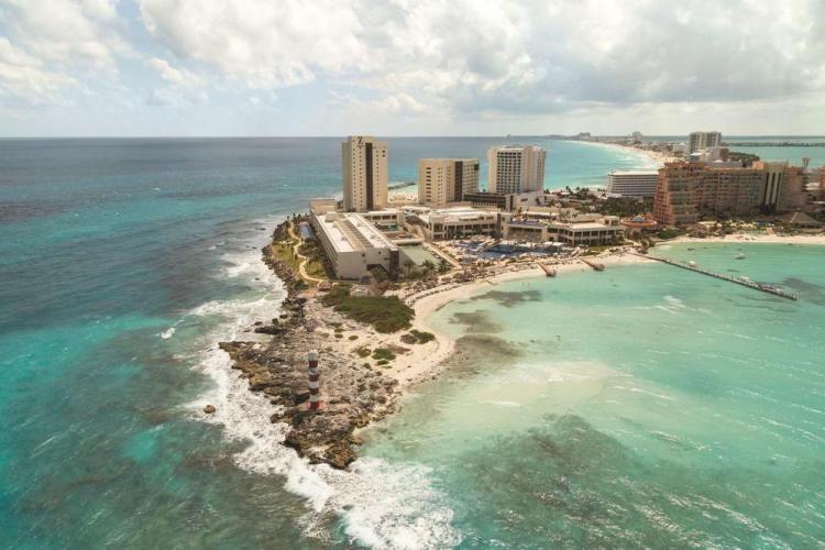 Популярные отели Канкуна