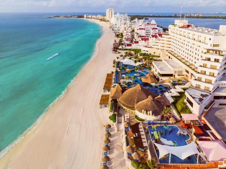 Рекомендую лучшие отели Канкуна