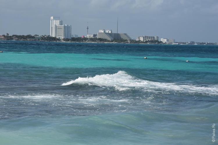 Мексика Канкун отели