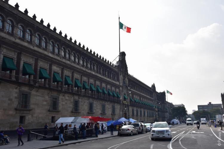 мехико palacio nacional