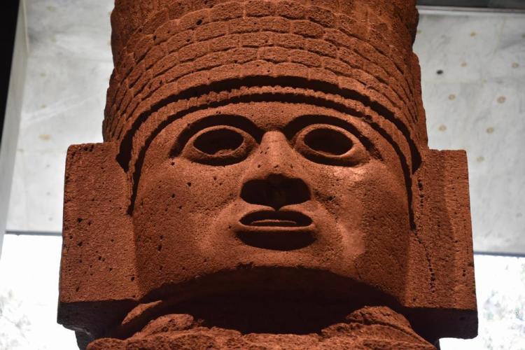 мехико музей антропологии 8