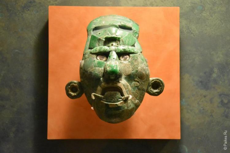 мехико музей антропологии 10