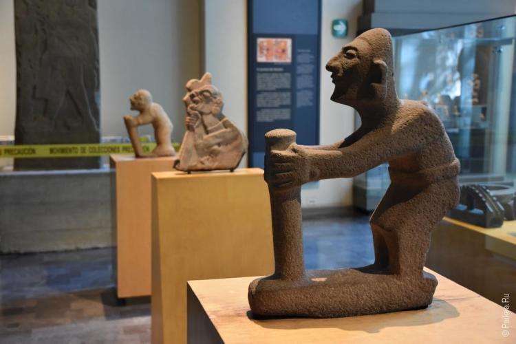 мехико музей антропологии 11