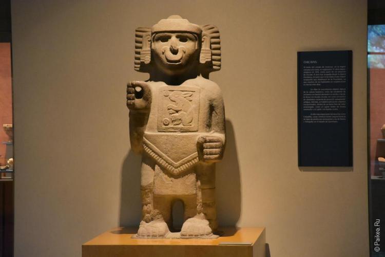 мехико музей антропологии 12