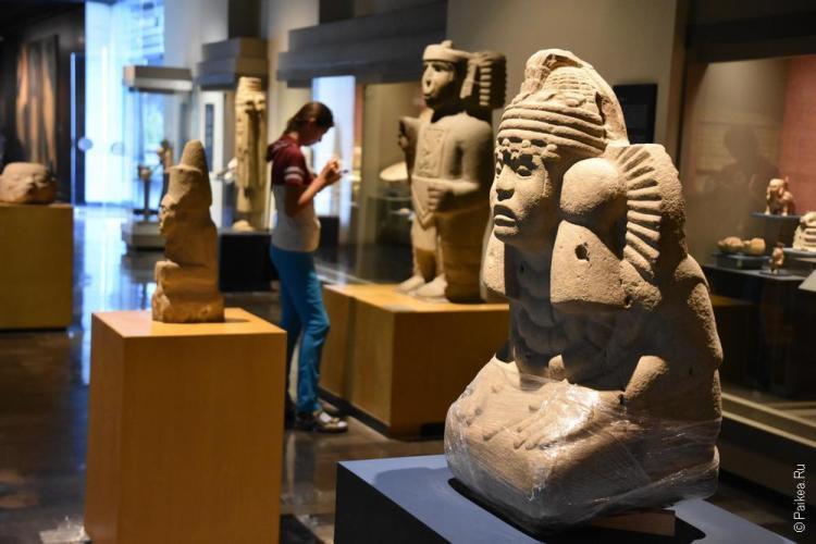 мехико музей антропологии 14
