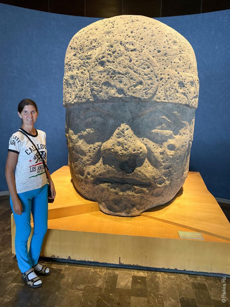 мехико музей антропологии 16