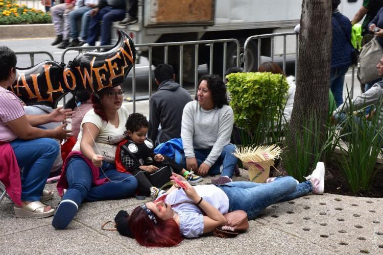 день мертвых в мехико