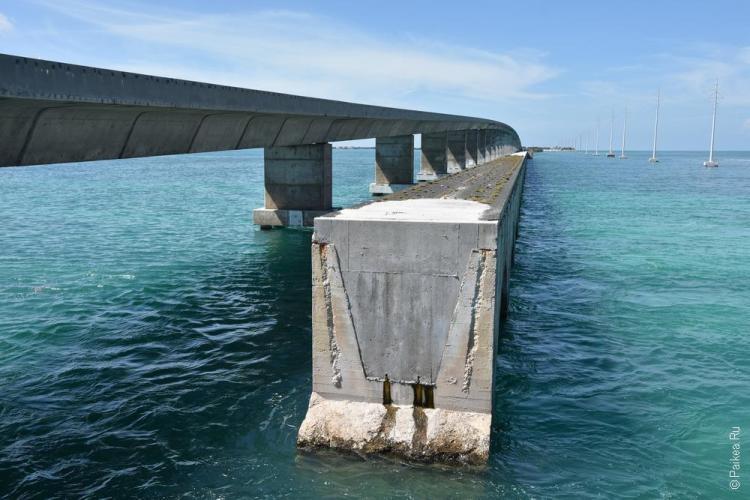 7-мильный мост фото