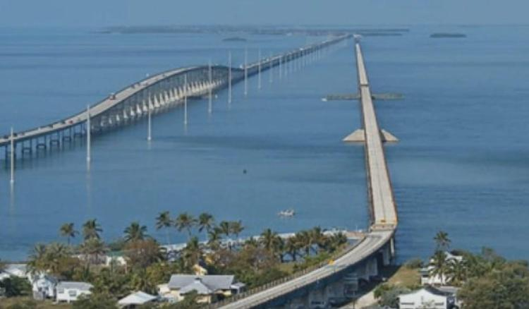 7-мильный мост (seven mile bridge) 25