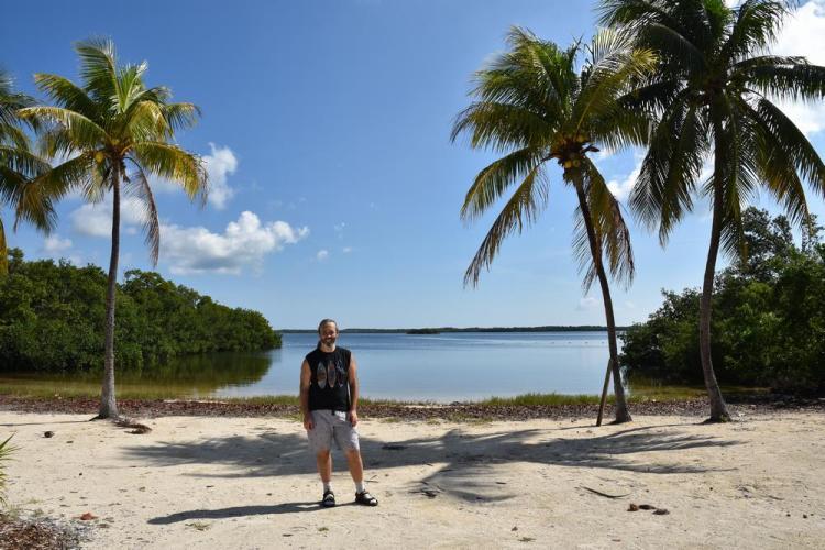 парк джон пеннекамп корал риф / john pennekamp coral reef state park 98