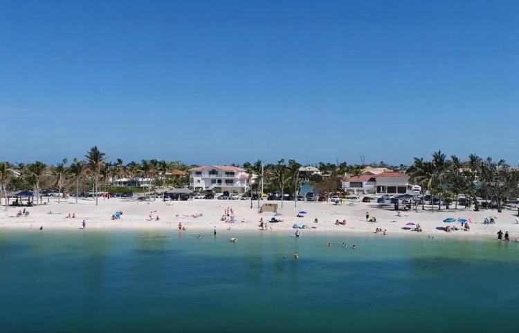 пляж сомбреро бич фото